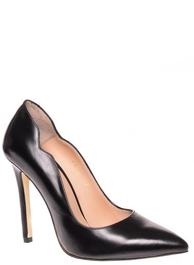 House Of Camellia Ayakkabı Siyah